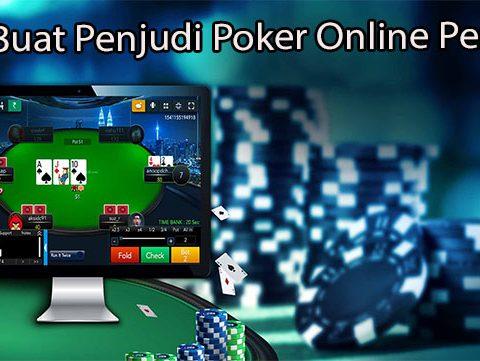 Tips Buat Penjudi Poker Online Pemula