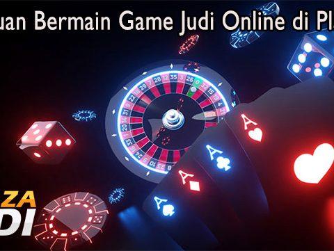 Keseruan Bermain Game Judi Online di Plazajudi